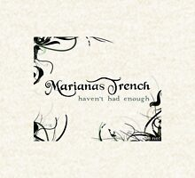 Marianas trench design Hoodie