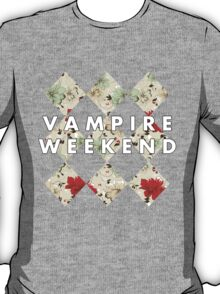 Vampire Weekend Floral 2 T-Shirt