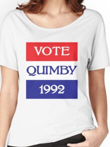 Vote for Quimby Women's Relaxed Fit T-Shirt