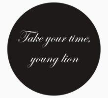 Young Lion T-Shirt