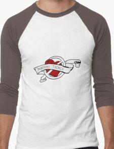 Marianas trench design Men's Baseball ¾ T-Shirt