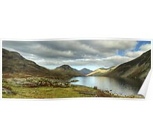 Wastwater And Fells Poster