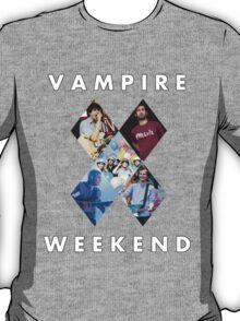 Vampire Weekend Collage 2 T-Shirt
