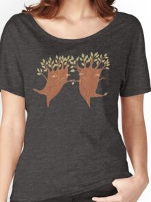 Dancing Trees Women's Relaxed Fit T-Shirt