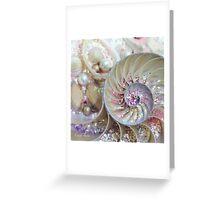 Mermaid Dust Greeting Card