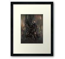 biomechanexus Framed Print