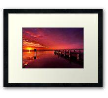 """""""Mood Of The Morning"""" Framed Print"""