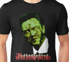 Walking Dead Christopher Walken Halloween T-Shirt Unisex T-Shirt
