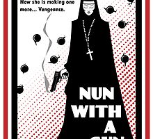 Nun With A Gun by Iain Maynard