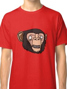 Smiling Chimp Classic T-Shirt