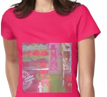 Tableland Living Womens Fitted T-Shirt