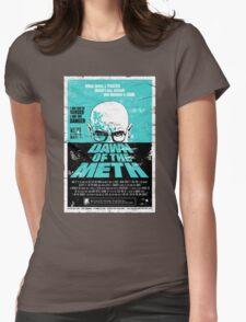 Dawn of Heisenberg Womens Fitted T-Shirt
