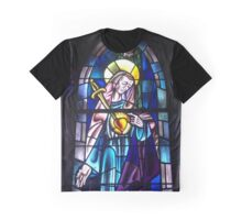 Wounded Heart Graphic T-Shirt