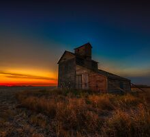 Saskatchewan Dawn 4195_13 by Ian McGregor
