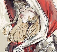 Little Red Riding Hood by gecaccavale