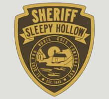 Sheriff of Sleepy Hollow T-Shirt