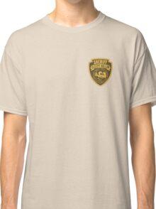 Sheriff of Sleepy Hollow Classic T-Shirt