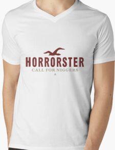 horrorster Mens V-Neck T-Shirt