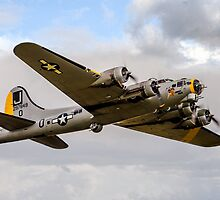 "Boeing B-17G 44-85734 N390TH ""Liberty Belle"" by Colin Smedley"