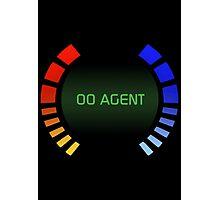 00 Agent Photographic Print