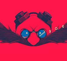 Dr. Robotnik by Ian Wilding