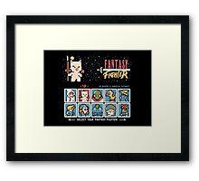 Fantasy Fighter Framed Print