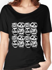 Desperately Seeking Skulls  Women's Relaxed Fit T-Shirt