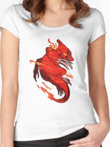 Charmeleon Women's Fitted Scoop T-Shirt