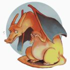 Wimpy Charizard by Fandom- -ination