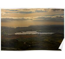 Lough Eske and Donegal Bay Poster