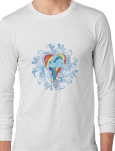 Dashie Long Sleeve T-Shirt