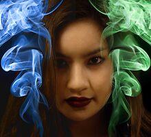 Evil Woman by DeafVampireAnge