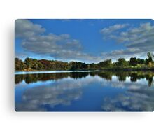 Autumn at the Lake 2 Canvas Print