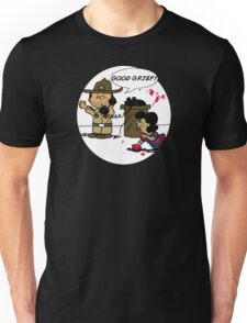 The Walking Block Heads Unisex T-Shirt