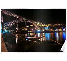 Portugal - Porto Poster