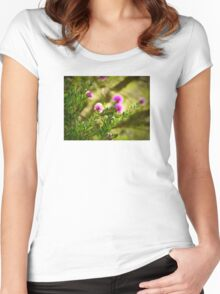 Pom Pom Tree Women's Fitted Scoop T-Shirt