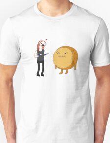 Pickles and Cinnamon Bun Unisex T-Shirt