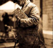 James Joyce by Marcin Roger
