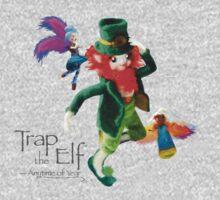 Trap the Elf™ (aka Leprechaun) Kids Tee