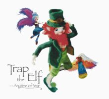 Trap the Elf™ (aka Leprechaun) Kids Clothes
