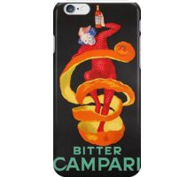Campari Orange iPhone Case/Skin
