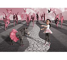Dance with me Photographic Print