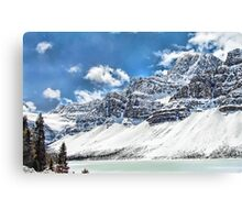 Canada's Bow Lake Canvas Print