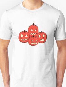 Collage pumpkins T-Shirt