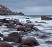 Utakleiv Boulders by EvaMcDermott