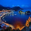 Parga nights by Hercules Milas