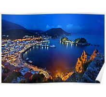 Parga nights Poster