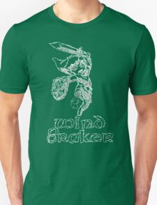 The Legend of Zelda - Wind Braker T-Shirt