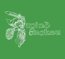 The Legend of Zelda - The Wind Braker! by james0scott