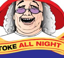 Quaker Buds Sticker